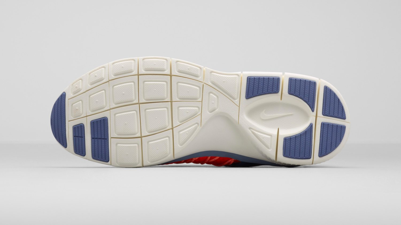 Nike Free Viritous Nike Free Socfly 5