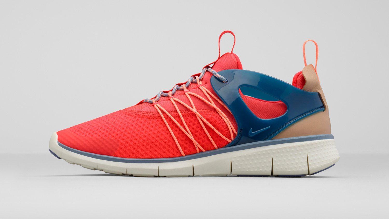 Nike Free Viritous Nike Free Socfly 6