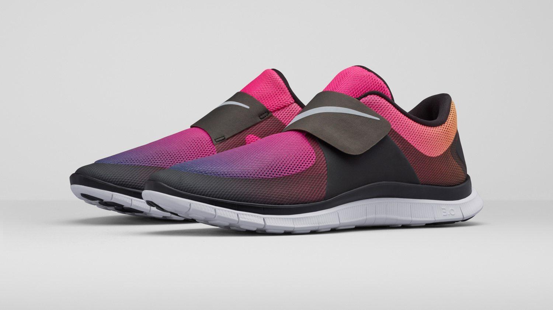 Nike Free Viritous Nike Free Socfly 7