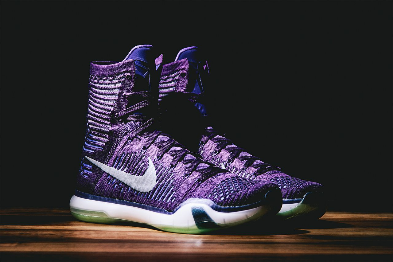 Nike Kobe X Elite Persian Violet 1