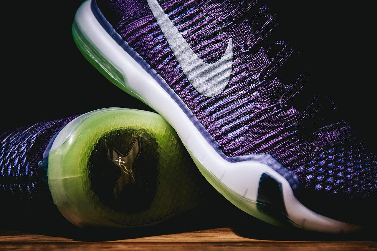 Nike Kobe X Elite Persian Violet 5
