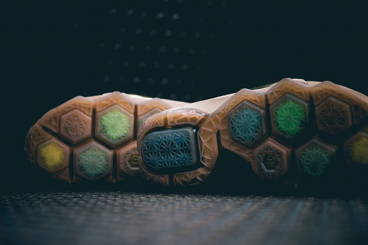 Nike Lebron XII EXT Wheat 6