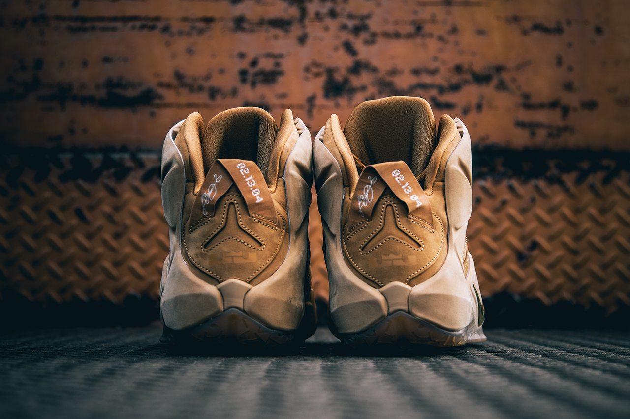 Nike Lebron XII EXT Wheat 7