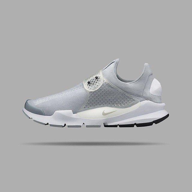 Nike Sock Dart SP Silver