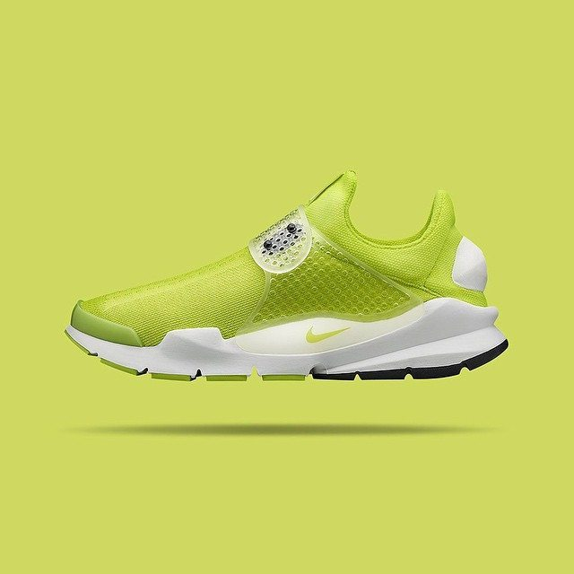 Nike Sock Dart SP Solar Green