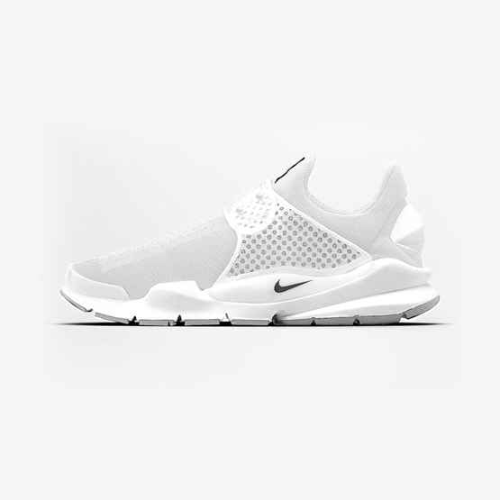 Nike Sock Dart SP Triple White