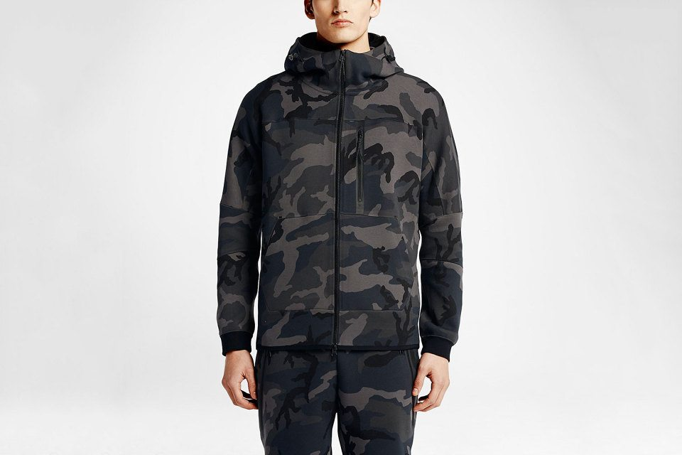 NikeLab Spring Summer 2015 Tech Fleece Camo Pack 2