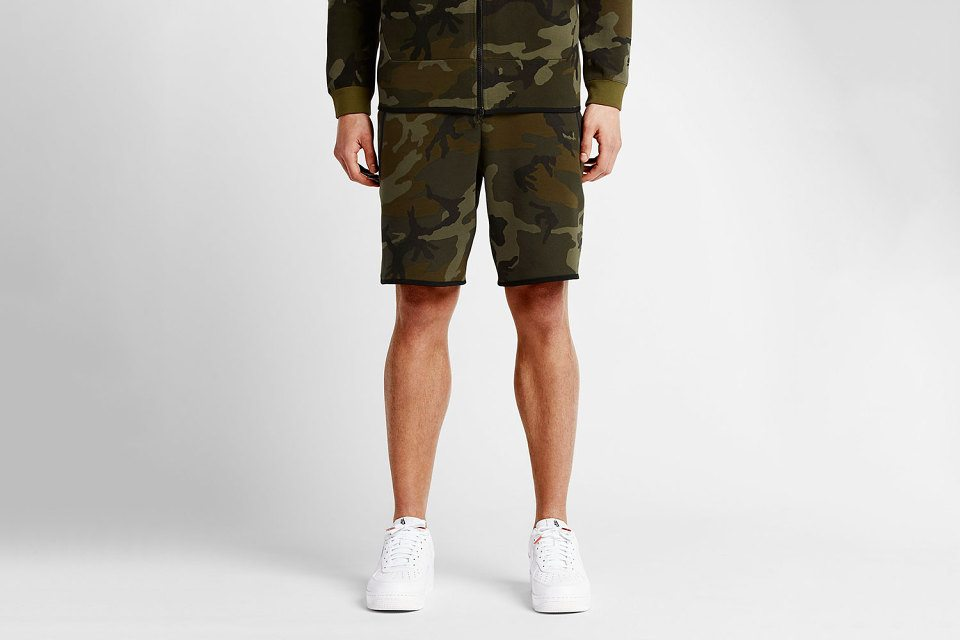 NikeLab Spring Summer 2015 Tech Fleece Camo Pack 3