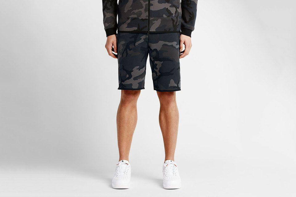 NikeLab Spring Summer 2015 Tech Fleece Camo Pack 4