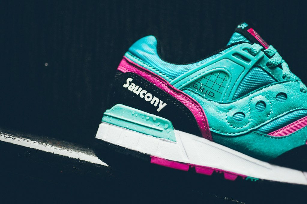 Saucony Originals Grid SD Games Collection 16