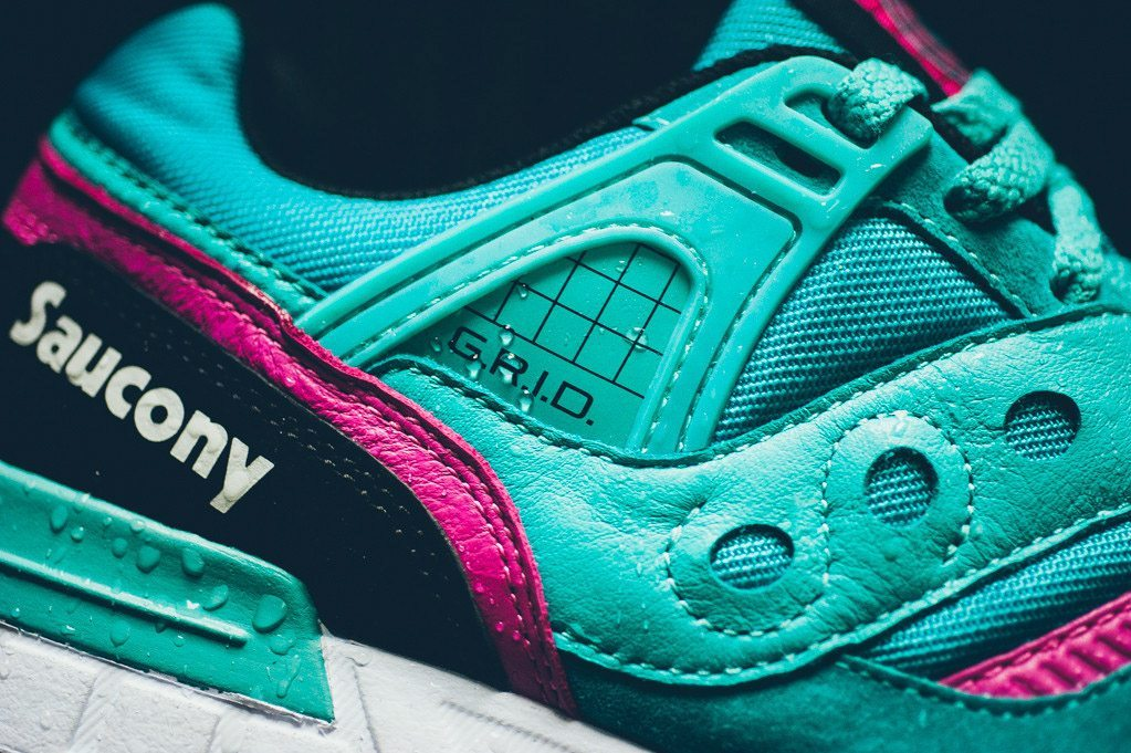 Saucony Originals Grid SD Games Collection 17