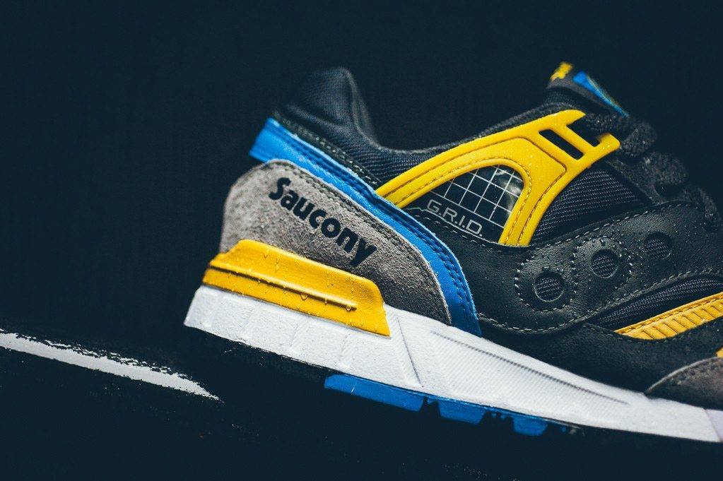 Saucony Originals Grid SD Games Collection 5