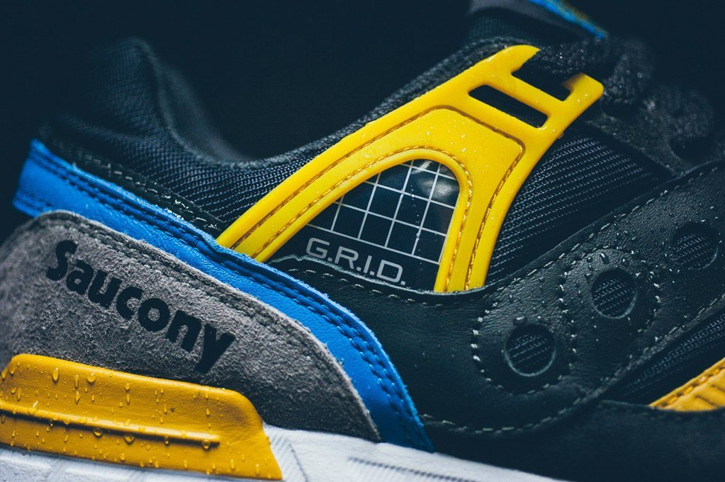 Saucony Originals Grid SD Games Collection 6