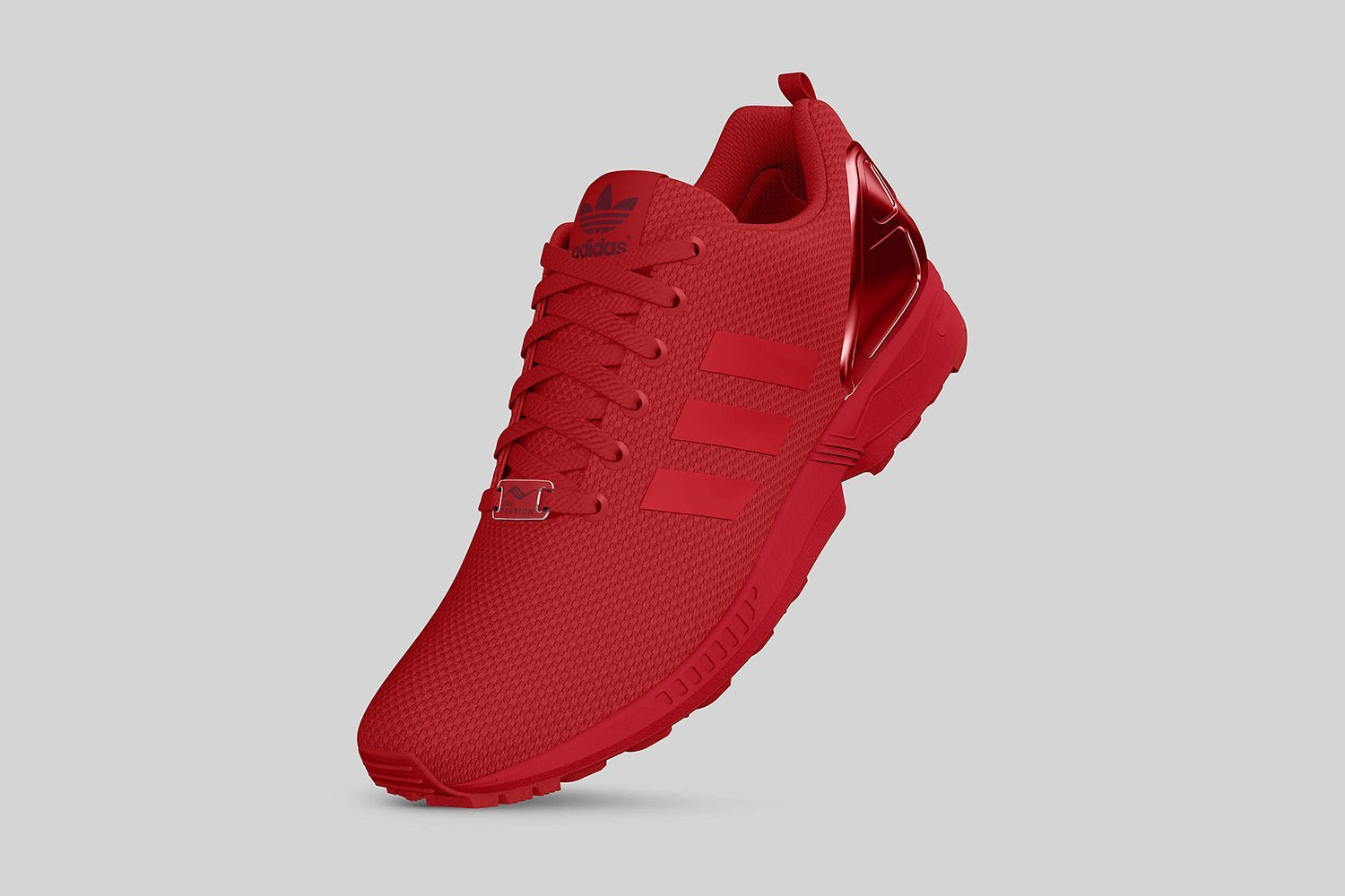 new style 37633 62a91 store adidas zx flux junior red screen c1e81 8fef3
