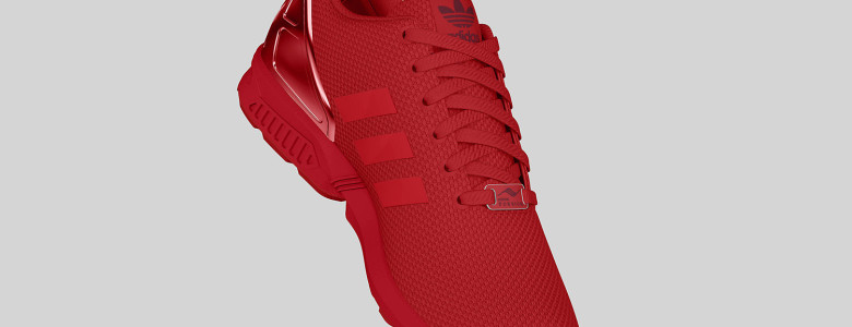 adidas Originals ZX FLUX All Red II 7 780x300