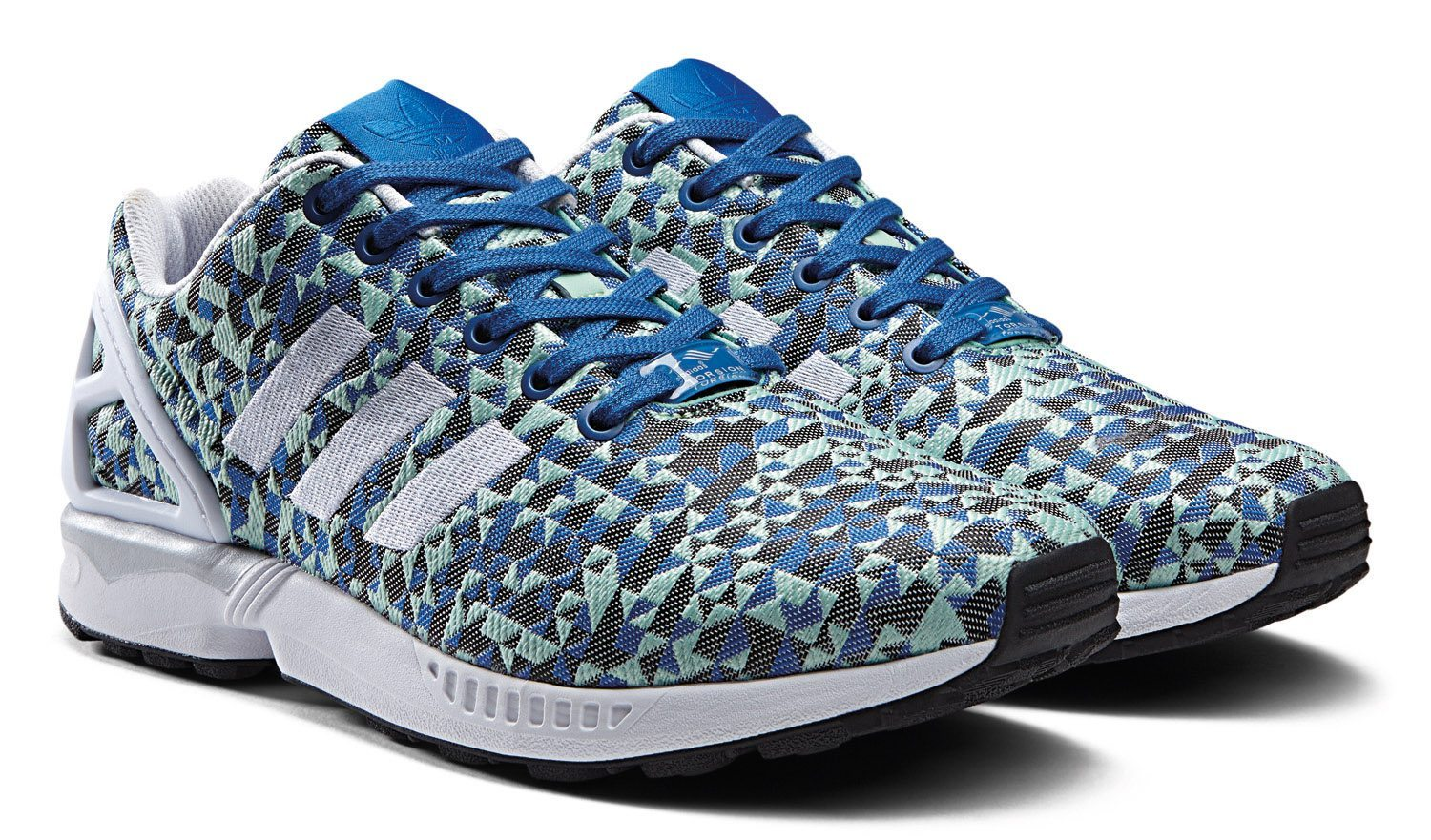 adidas Originals ZX FLUX Prism Weave Pack 3