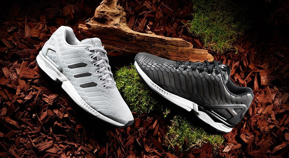 adidas Originals ZX FLUX Xeno Pack