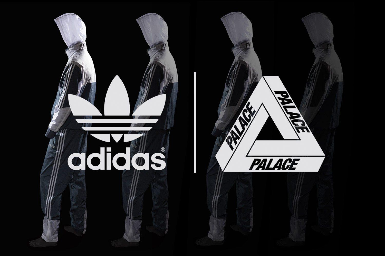 adidas Originals x PALACE SS15 Kollektion 1