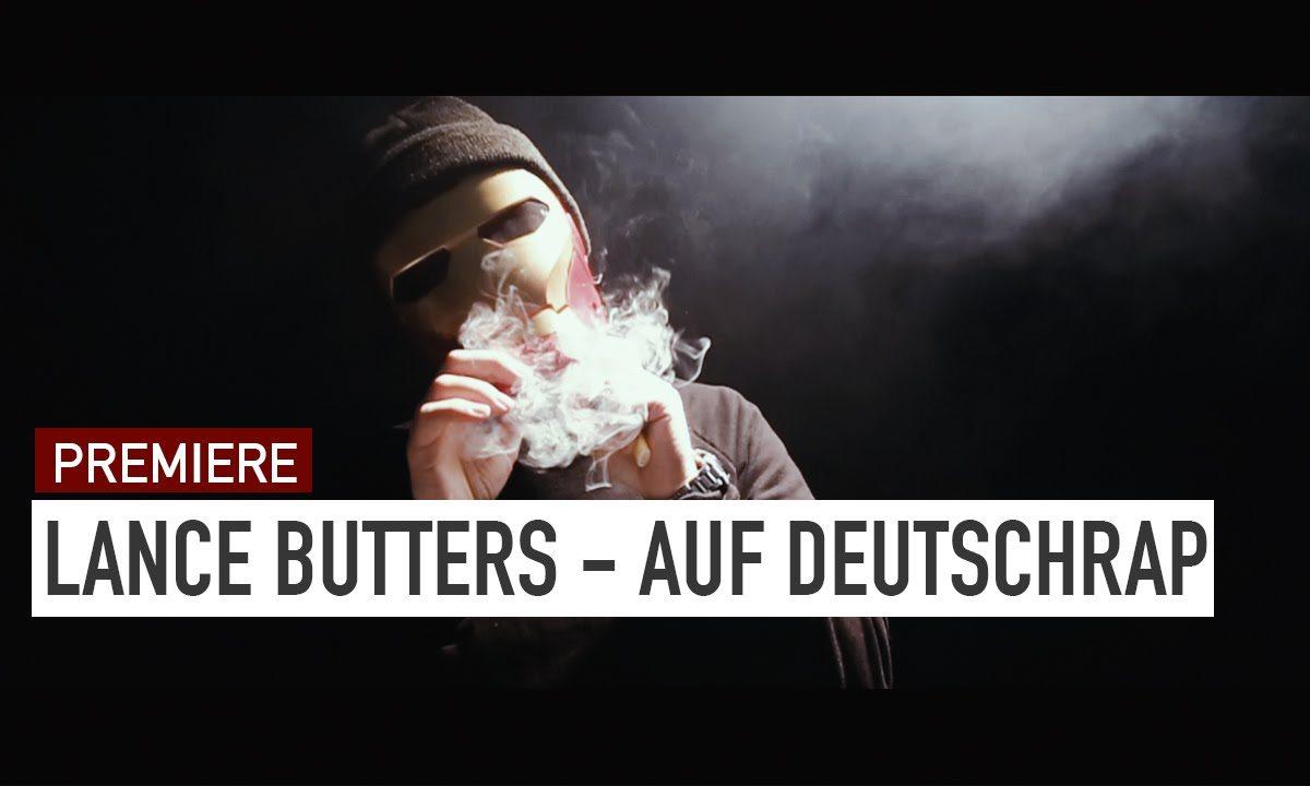 lance butters auf deutschrap