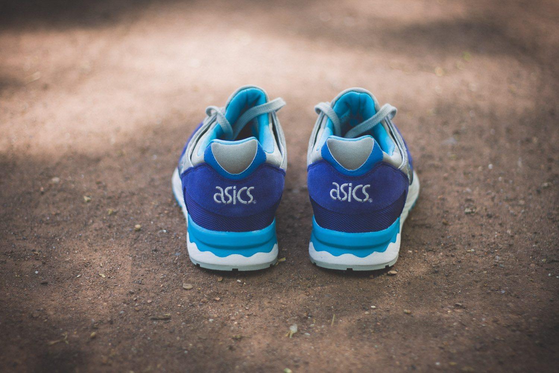 ASICS Gel Lyte III Vibrant Mesh Pack Dark Blue 7