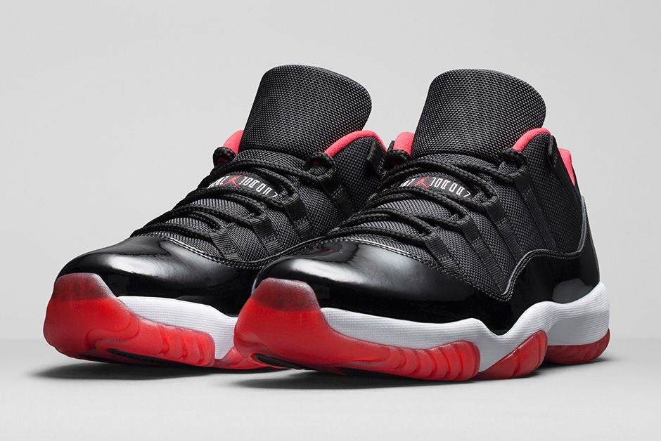 Air Jordan 11 Retro Low Bred 1