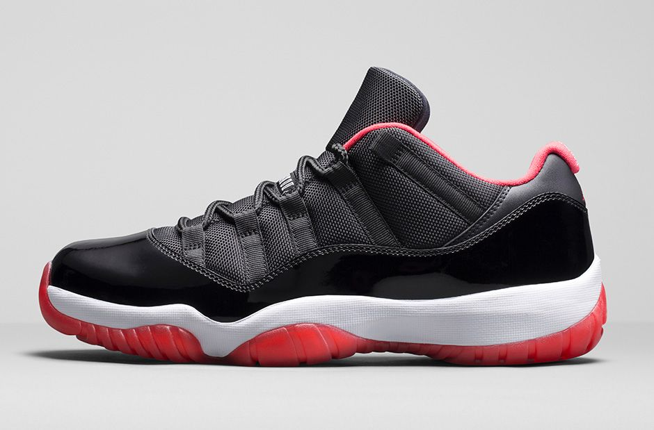Air Jordan 11 Retro Low Bred 2