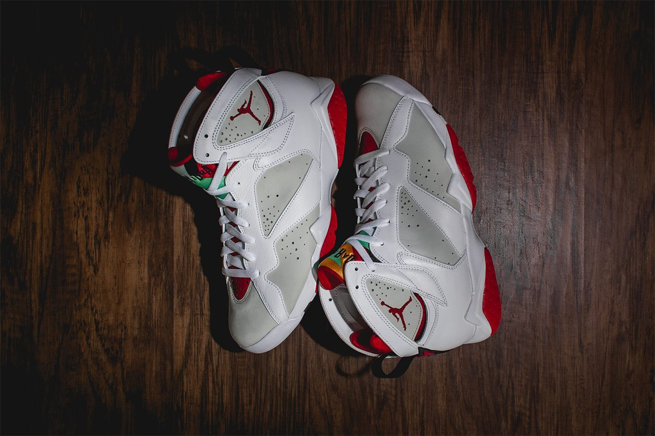 Air Jordan 7 Retro Hare 1