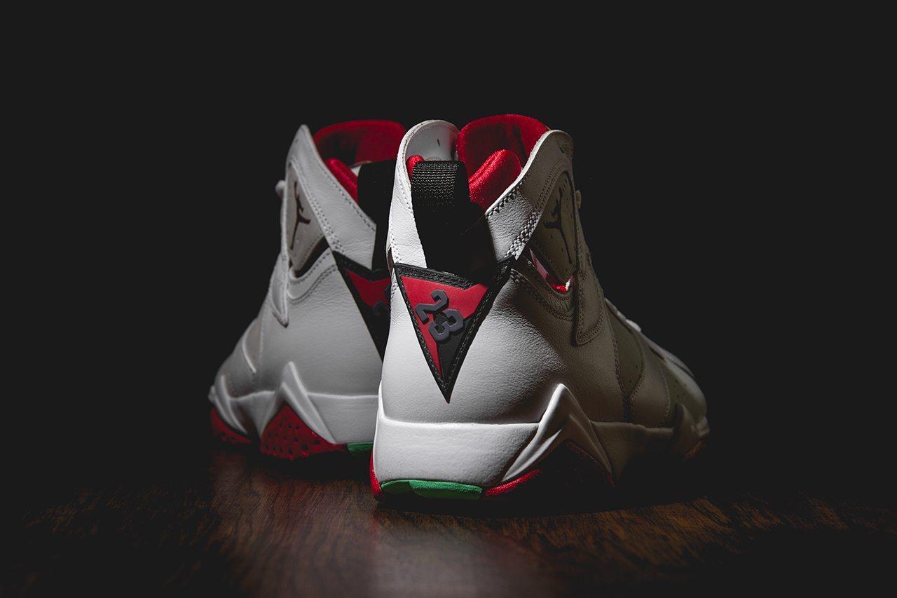 Air Jordan 7 Retro Hare 5