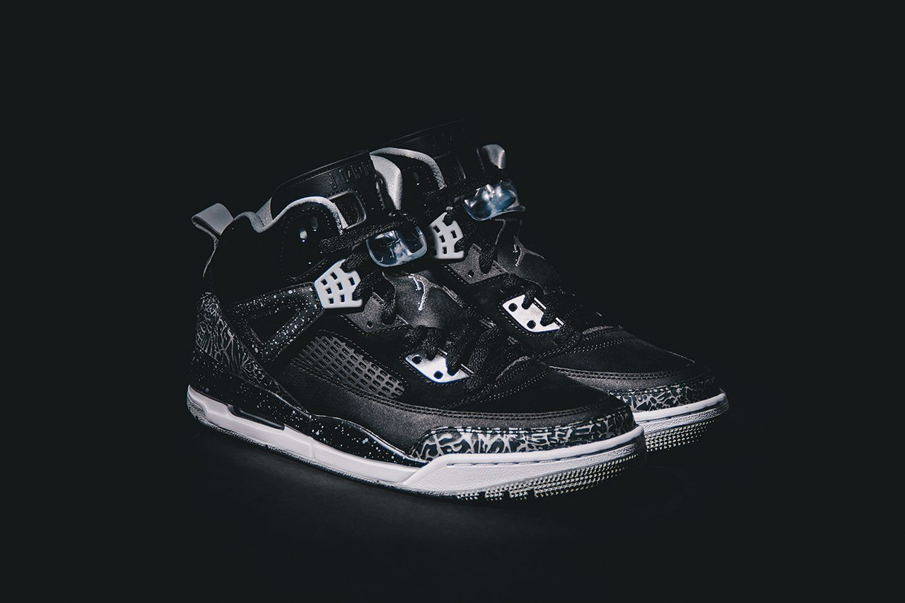 Air Jordan Spizike Cool Grey 1