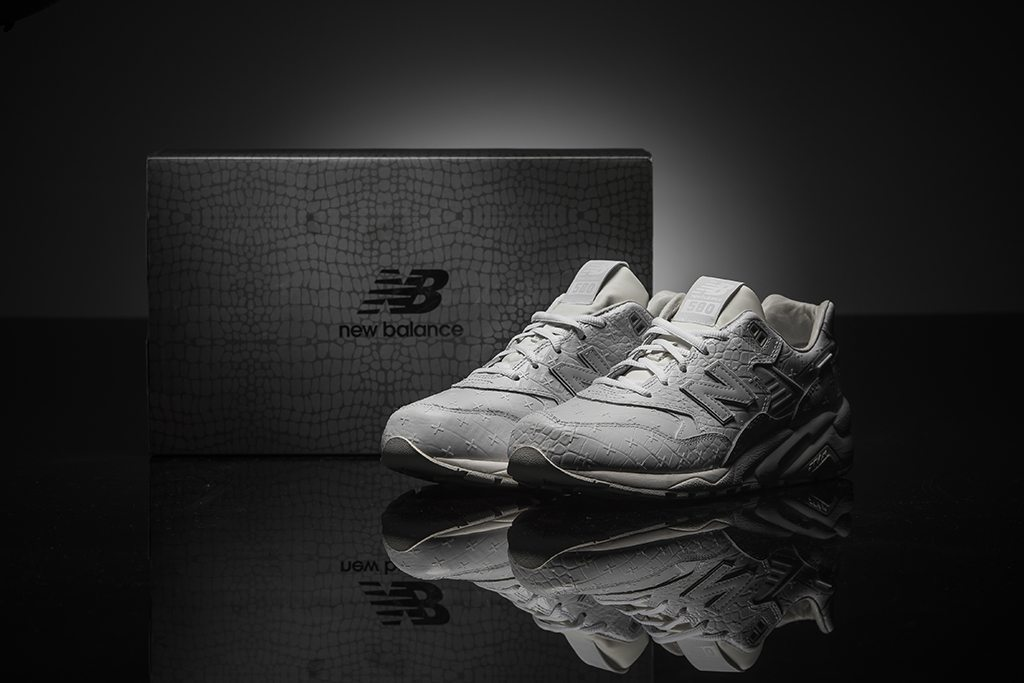 New Balance MRT580XX All White Special Edition 1