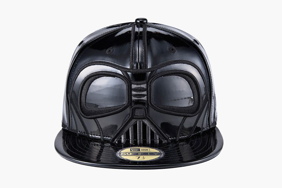 New Era x Star Wars Darth Vader 59FIFTY Cap
