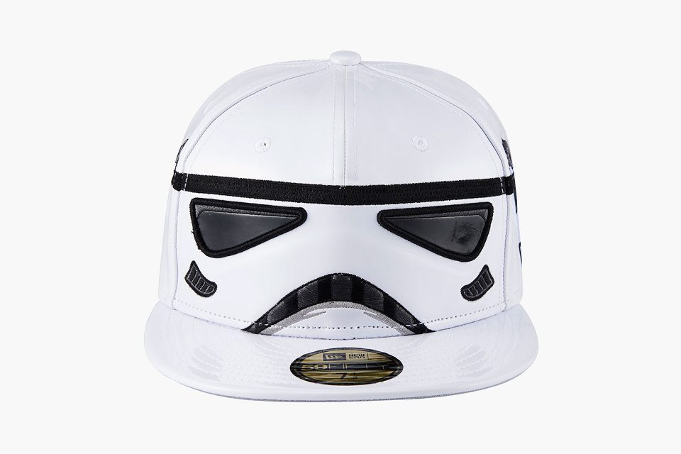 New Era x Star Wars Storm Trooper 59FIFTY Cap