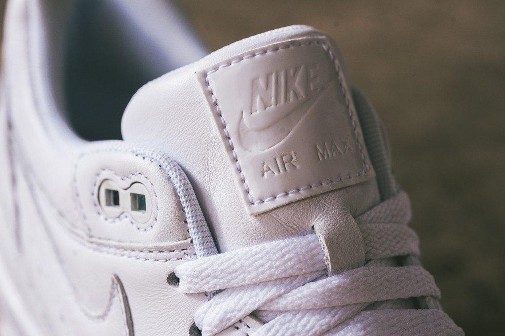 Nike Air Max 1 Leather PA Ostrich White Gum 3