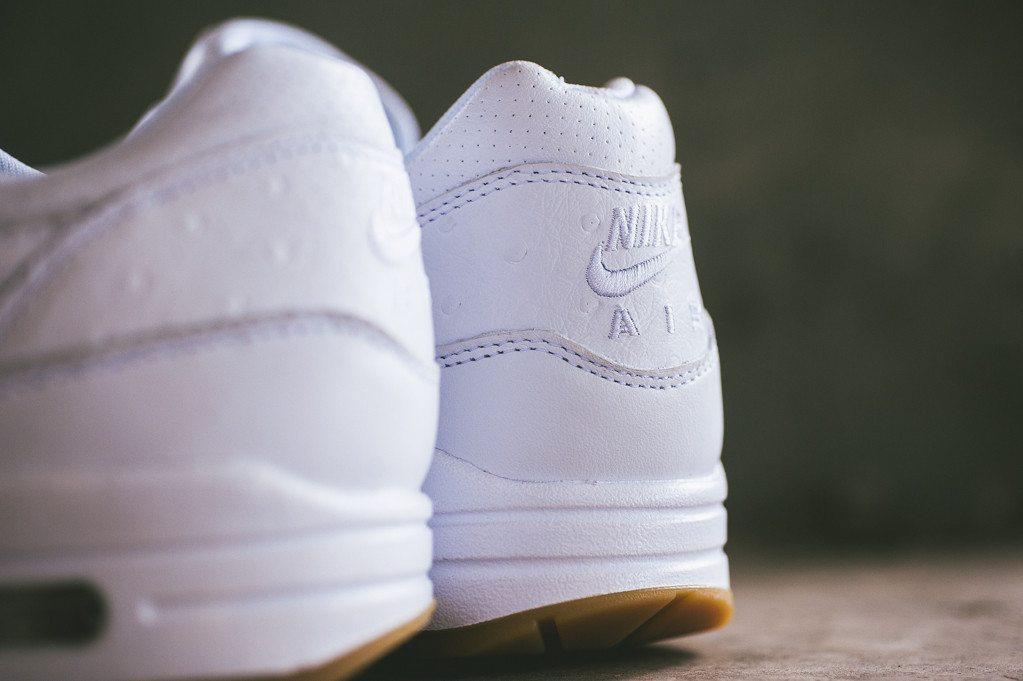 Nike Air Max 1 Leather PA Ostrich White Gum 5