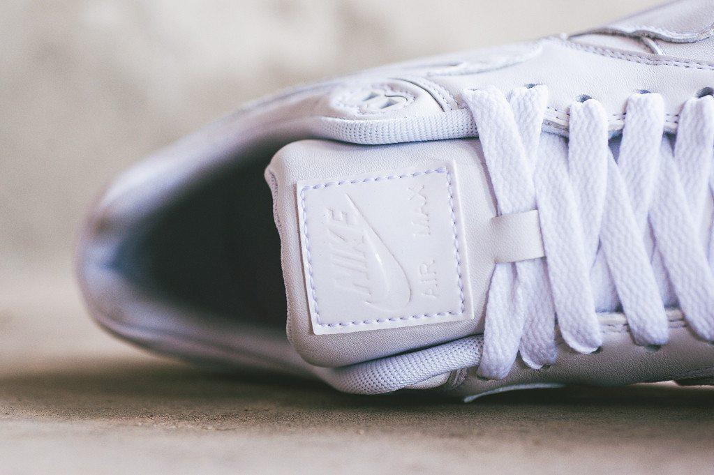 Nike Air Max 1 Leather PA Ostrich White Gum 6