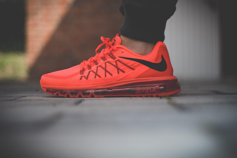 Nike Air Max 2015 Bright Crimson 1