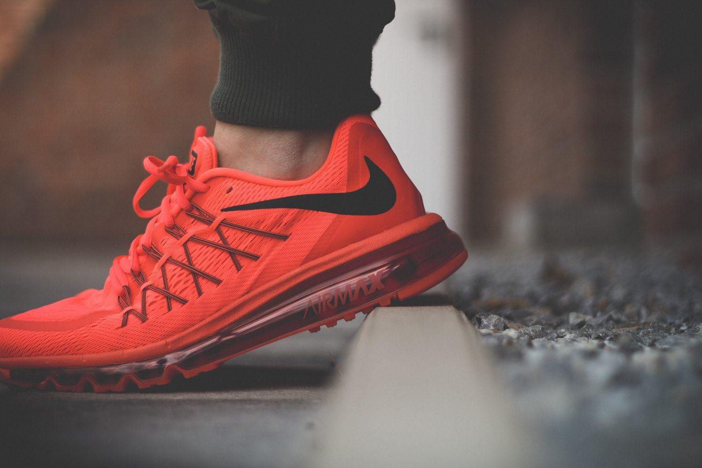Nike Air Max 2015 Bright Crimson 10