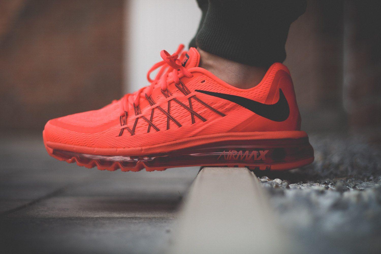 Nike Air Max 2015 Bright Crimson 11