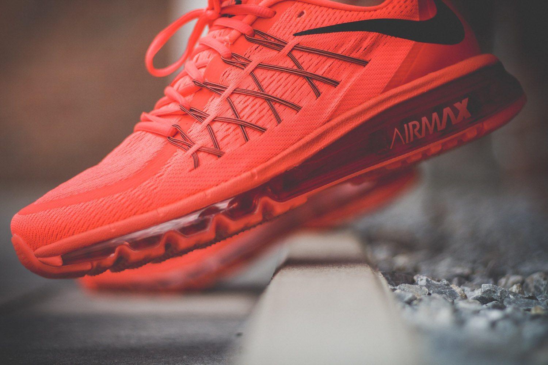 Nike Air Max 2015 Bright Crimson 12