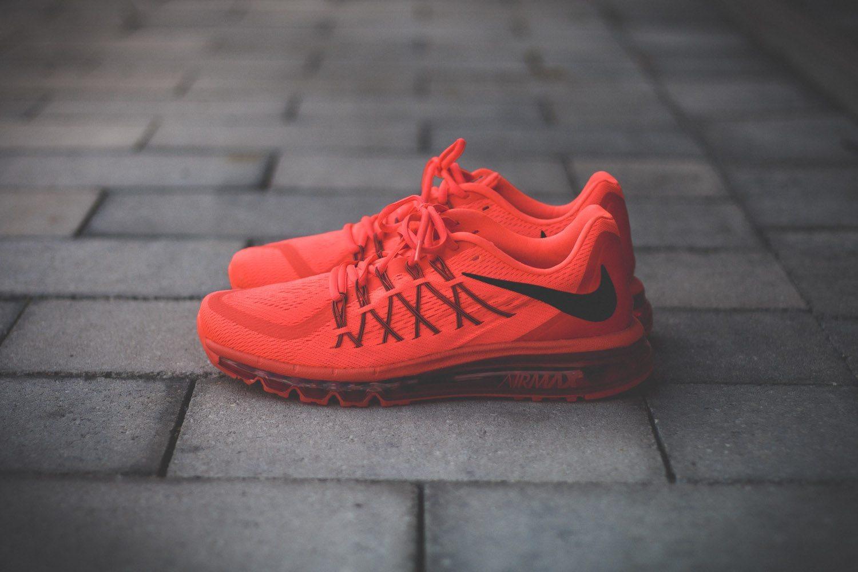 Nike Air Max 2015 Bright Crimson 13