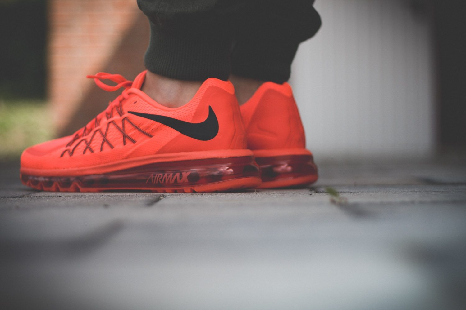 f3f8c35b051 ... nike air max 2015 bright crimson 2 . ...