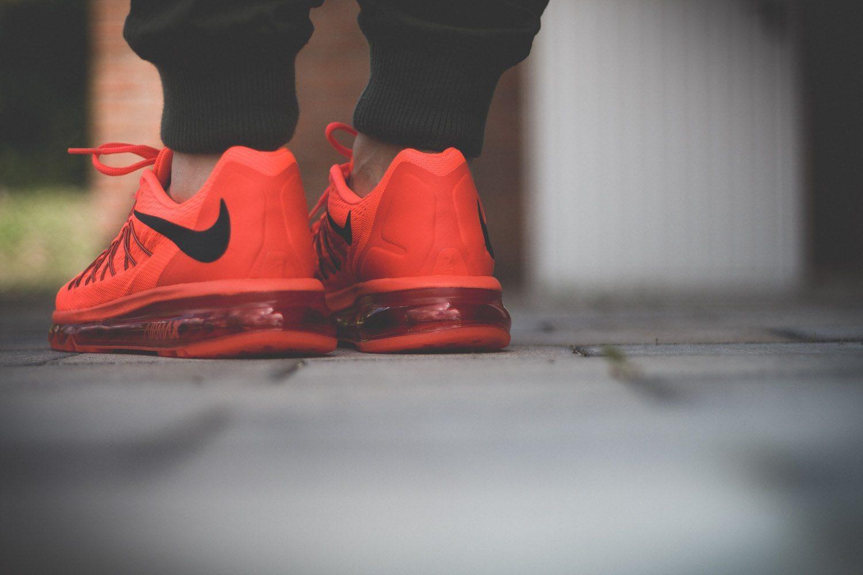 Nike Air Max 2015 Bright Crimson 3