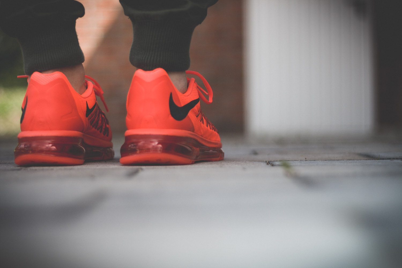 Nike Air Max 2015 Bright Crimson 4