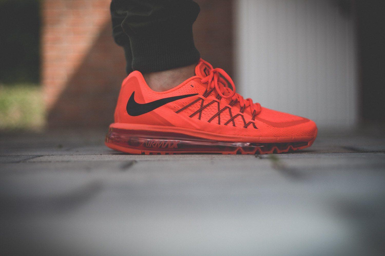 Nike Air Max 2015 Bright Crimson 6