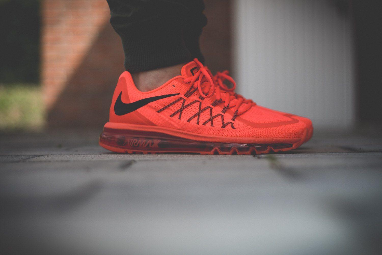 Nike Air Max 2015 Bright Crimson 7