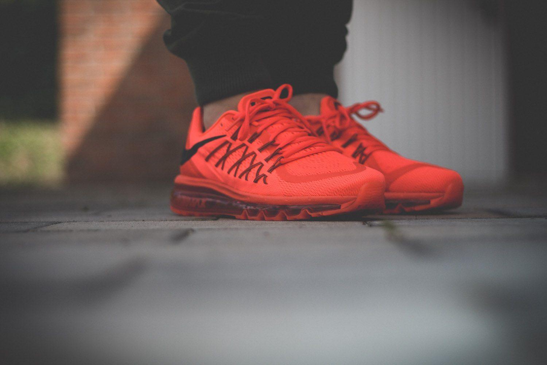 Nike Air Max 2015 Bright Crimson 8
