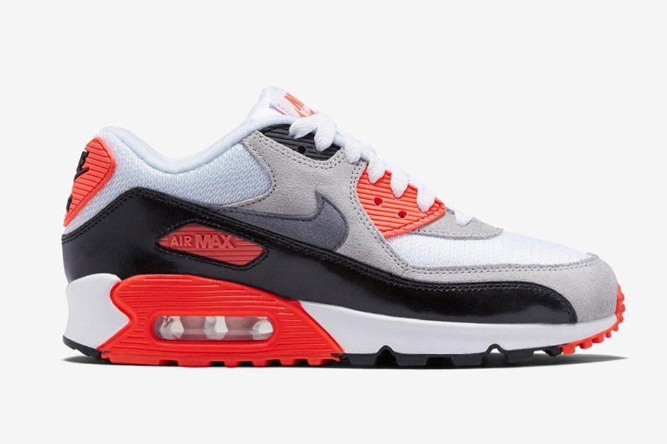 Nike Air Max 90 Infrared OG 2