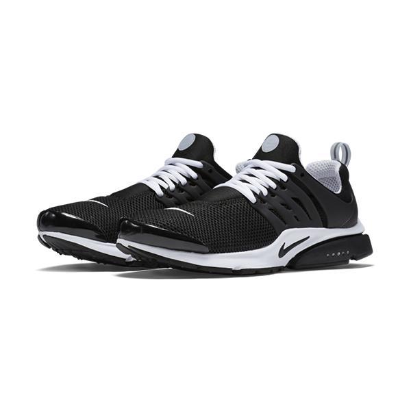 Nike Air Presto BR Black White1