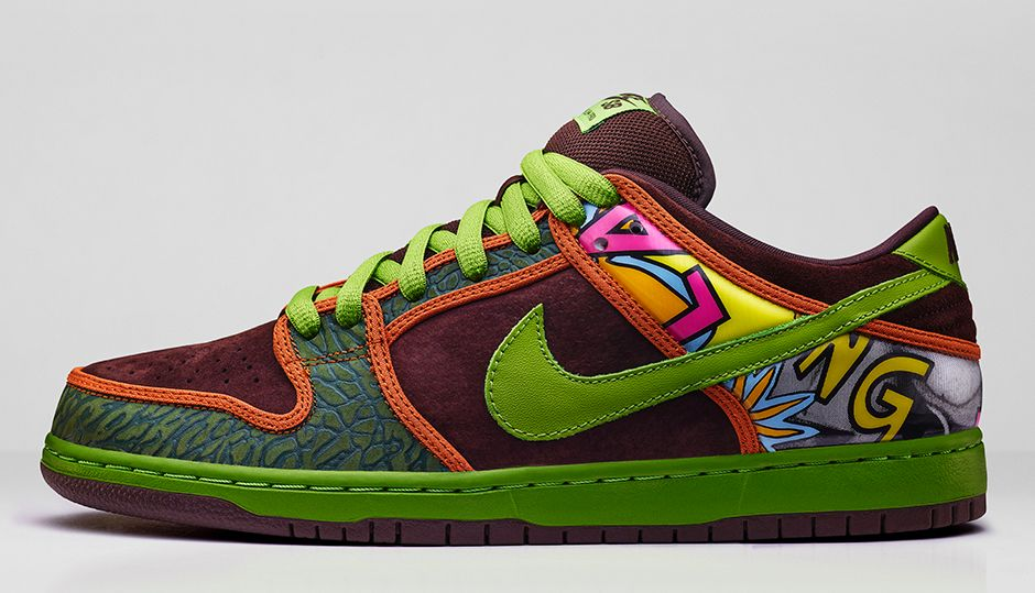 Nike Dunk Low Premium SB De La Soul