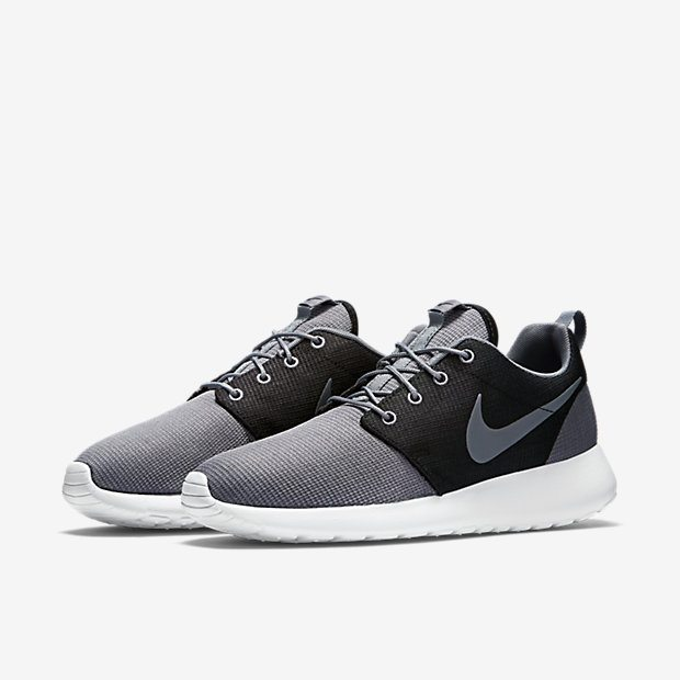 Nike Roshe Run Cool Grey Black